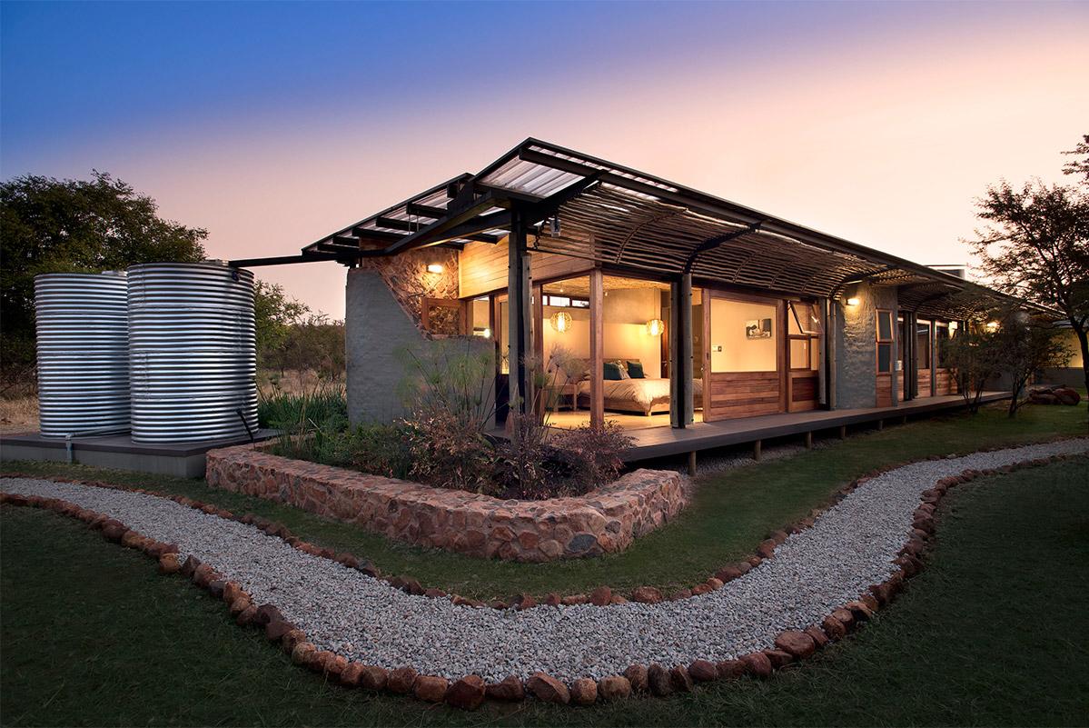 House Mouton 2014 Earthworld Architects Amp Interiors