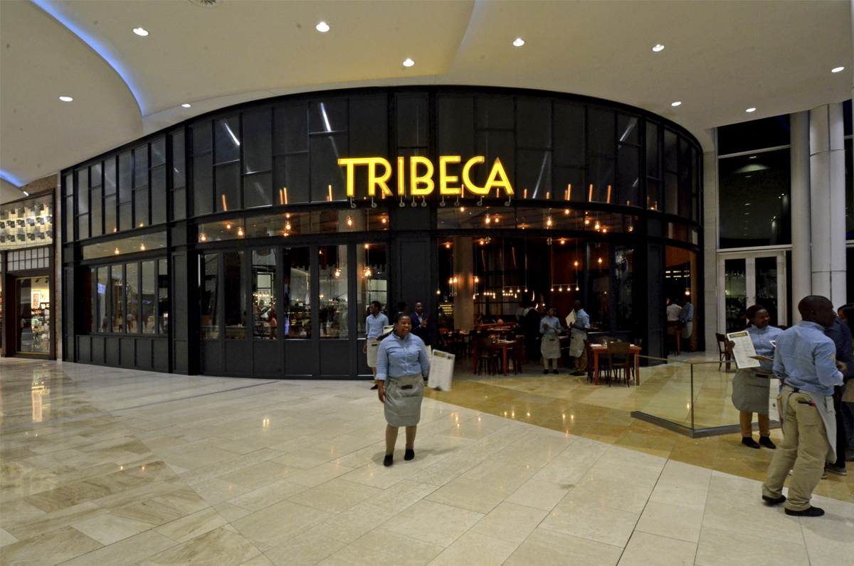 TriBeCa Mall of Africa - Designed by Earthworld Architects