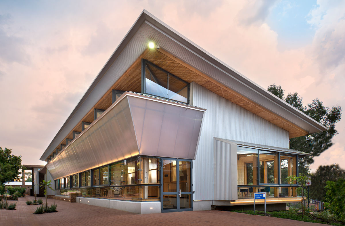 Future Africa Dining Hall - Entrance - Designed by Earthworld Architects and Interiors.jpg