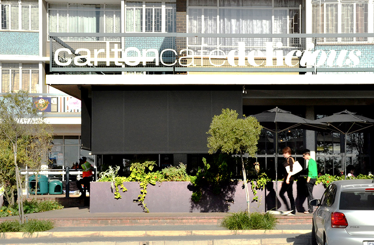 Carlton Cafe - Designed by Earthworld Architects & Interiors