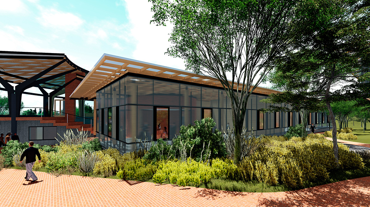 Future Africa - Designed by Earthworld Architects & Inside Interiors