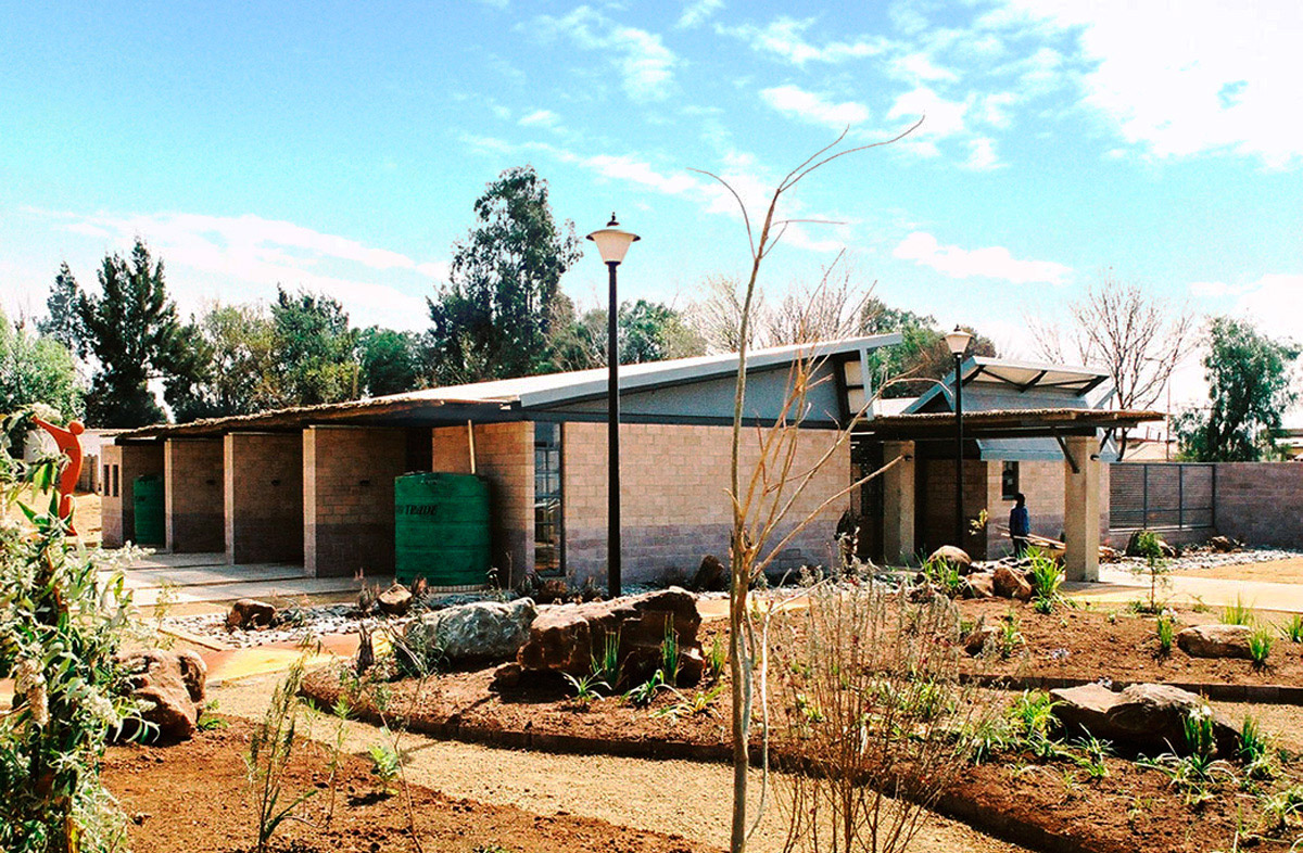 Dorothy Nyembe Training Centre - Designed by Earthworld Architects & Interiors