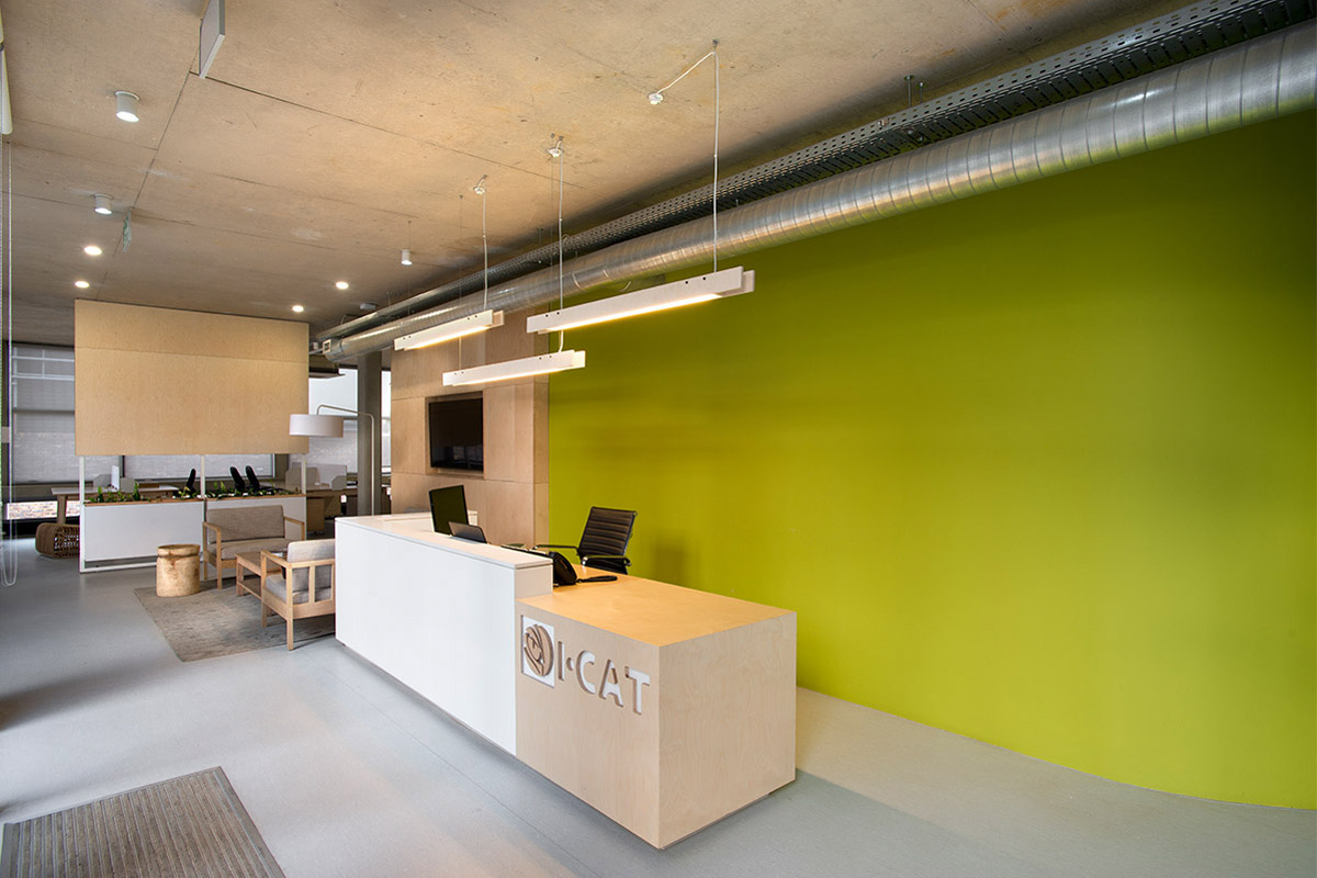 I-Cat Eco-Factory - Designed by Earthworld Architects & Interiors