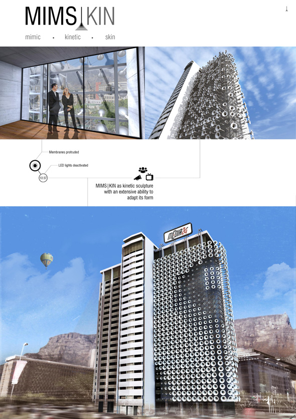 Design24 Competition Entry - Designed by Earthworld Architects & Interiors