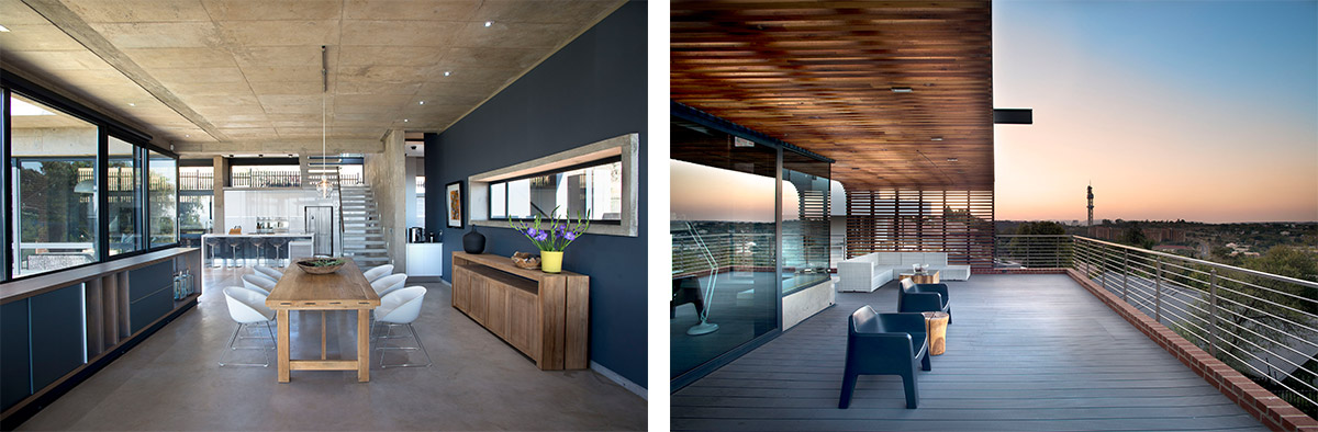 House du Plessis _ Earth World Architects