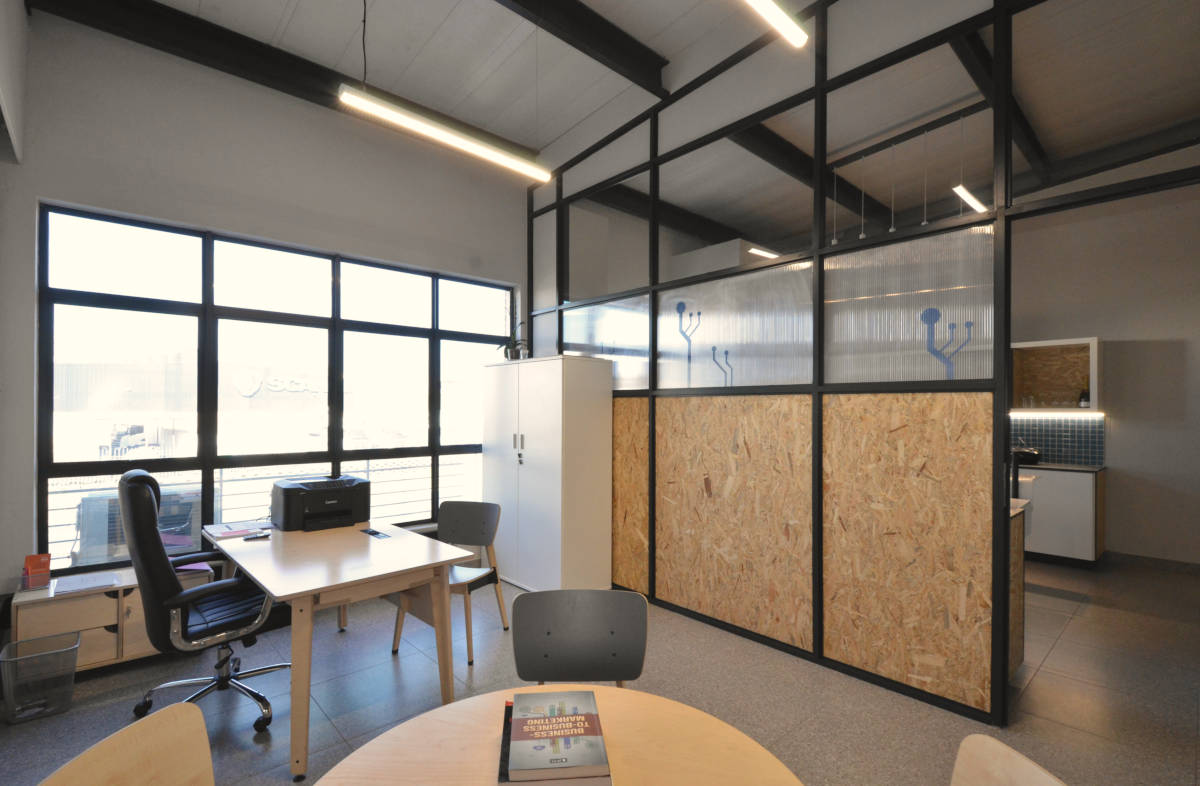 IzingaWorx - Office - Designed by Earthworld Architects and Interiors