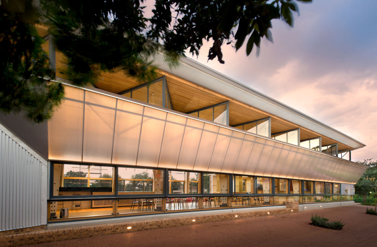 Future Africa Dining Hall - Facade - Designed by Earthworld Architects and Interiors.jpg