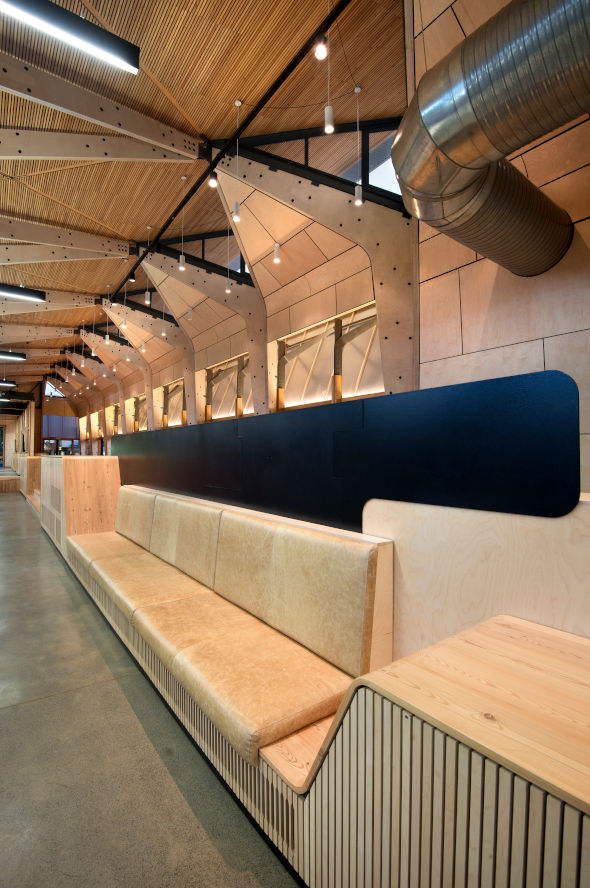 Future Africa Dining Hall - Bench Seating - Designed by Earthworld Architects and Interiors.jpg